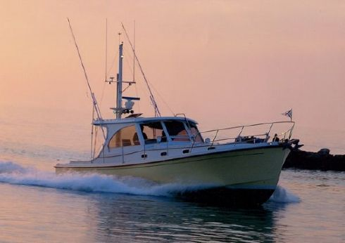 1999 Able Downeast Express Cruiser