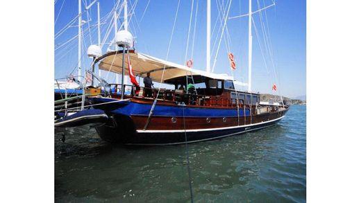 2009 Fethiye Built Private Motorsailer