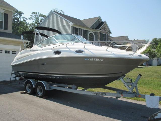 2008 Sea Ray 240 Sundancer Power Boat For Sale - www