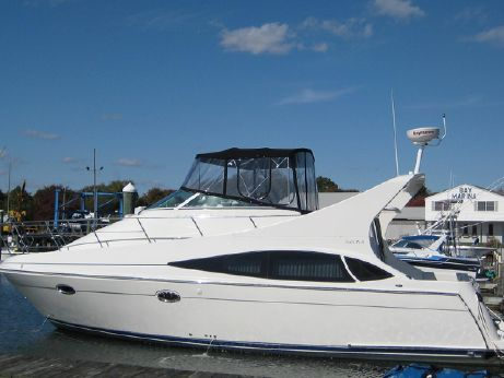 2007 Carver Mariner ONLY 140 hours