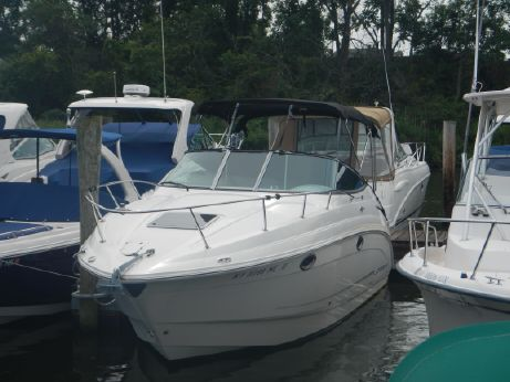 2008 Chaparral 270 Signature Cruiser