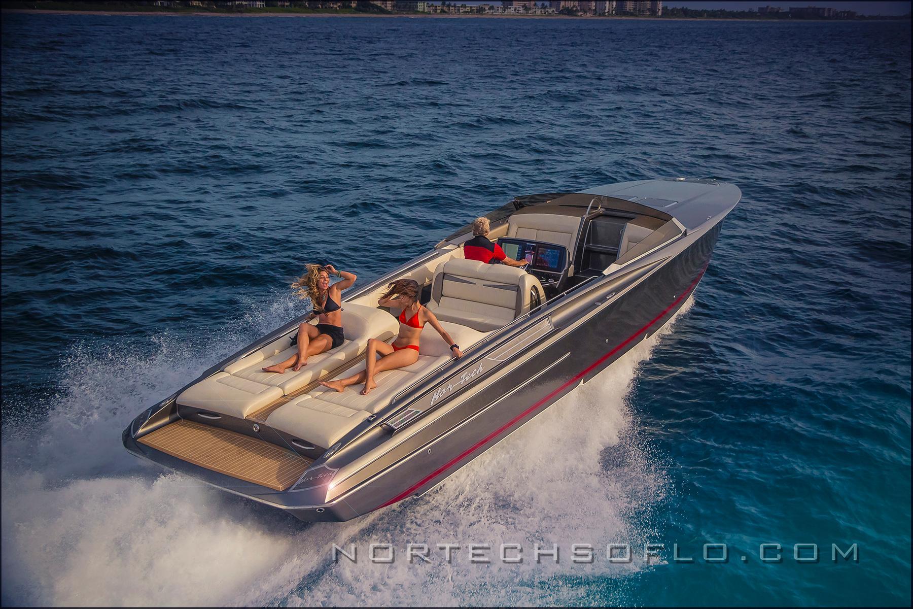 2019 Nor Tech 420 Monte Carlo Power Boat For Sale Www