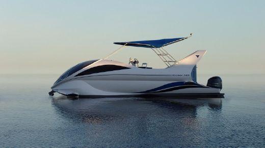 2017 Paritetboat LOOKER 345