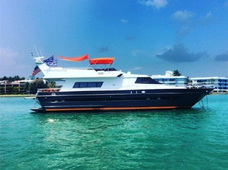 1988 Astondoa Motoryacht