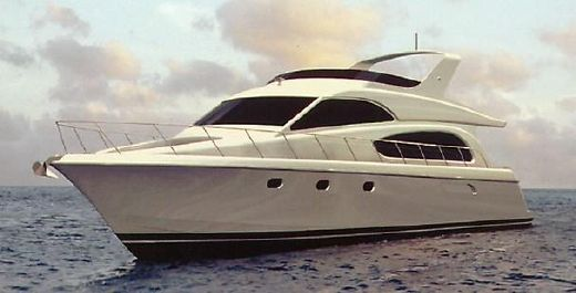 2001 Hatteras 63 Raised Pilothouse Motor Yacht