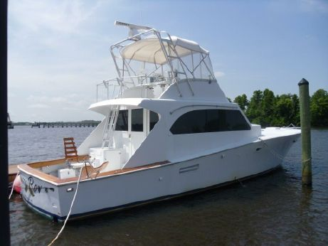 1983 Post Yachts 46 sport fisherman