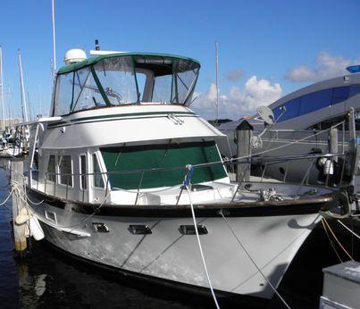 2001 Defever 49 Motor Yacht