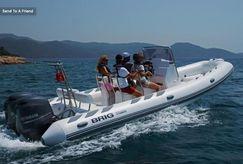 2020 Brig Inflatables Navigator Adventurer 730H