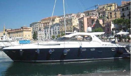 2006 Rizzardi CR 50 top line