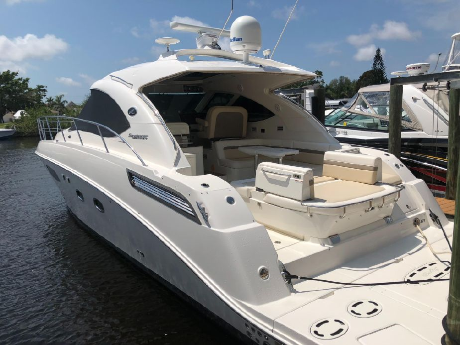2012 Sea Ray 470 Sundancer Power Boat For Sale - www yachtworld com