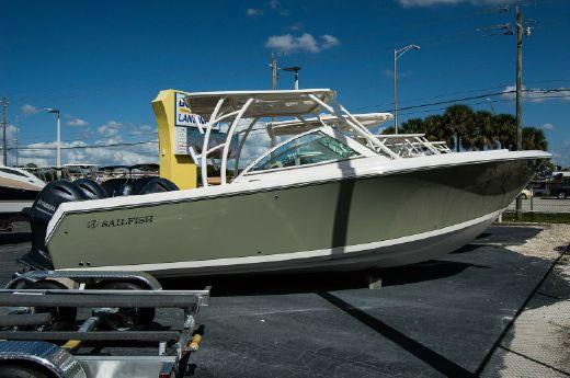 2017 Sailfish 275 DC