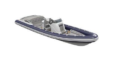 2020 Cobra Ribs Nautique Inboard 9m