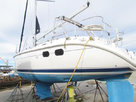 2000 Hunter 380 VERY NICE-LOW HOUR USAGE-MUST SEE