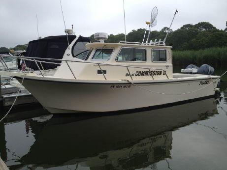 2009 Parker 2530 Extended Cabin