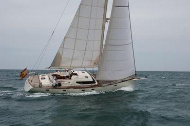 2009 Barracuda Yacht Design 50 ONE - OFF ALUMINIO