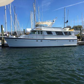 1981 Hatteras 61 Motor Yacht