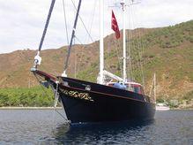 1993 22 M Laminated Sailing