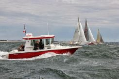 2009 Linex Boat Nord Star 24 Patrol