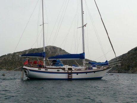 1981 Bluewater Yachts Vagabond 47