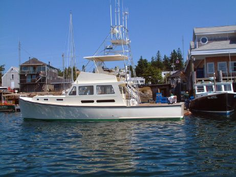2000 Wesmac Downeast Sportfish