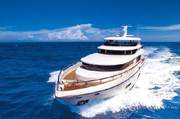 2021 Johnson 93 Motoryacht