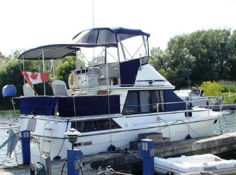 1988 Cooper Yachts Prowler 9M Sundeck Aft Cabin