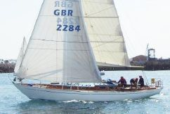 1966 Buchanan Sloop