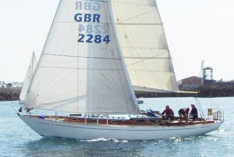 1966 Buchanan Sloop