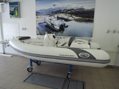 2017 Walker Bay Generation 340 DLX
