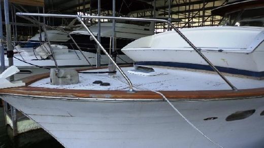 1972 Chris Craft 42