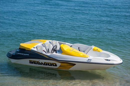 2008 Seadoo Speedster 150