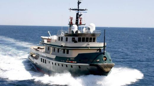 1967 Tugboat Explorer Yacht