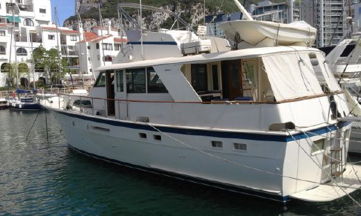 Hatteras 53 classic motor yacht boats for sale yachtworld for Hatteras motor yacht for sale