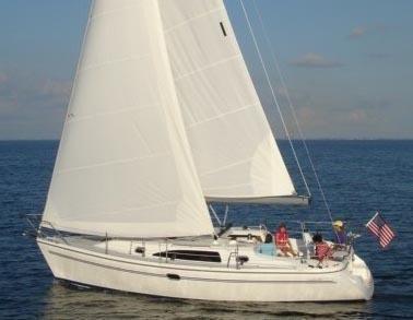 2008 Catalina 309