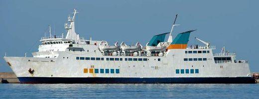 1980 Custom ROPAX Vessel