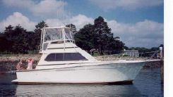 1989 Egg Harbor 37 Convertible