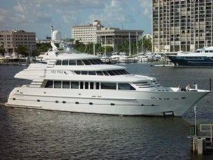 2002 Cheoy Lee Skylounge Motoryacht