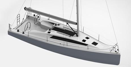 2018 Mestral Marine Works 37 Cruiser