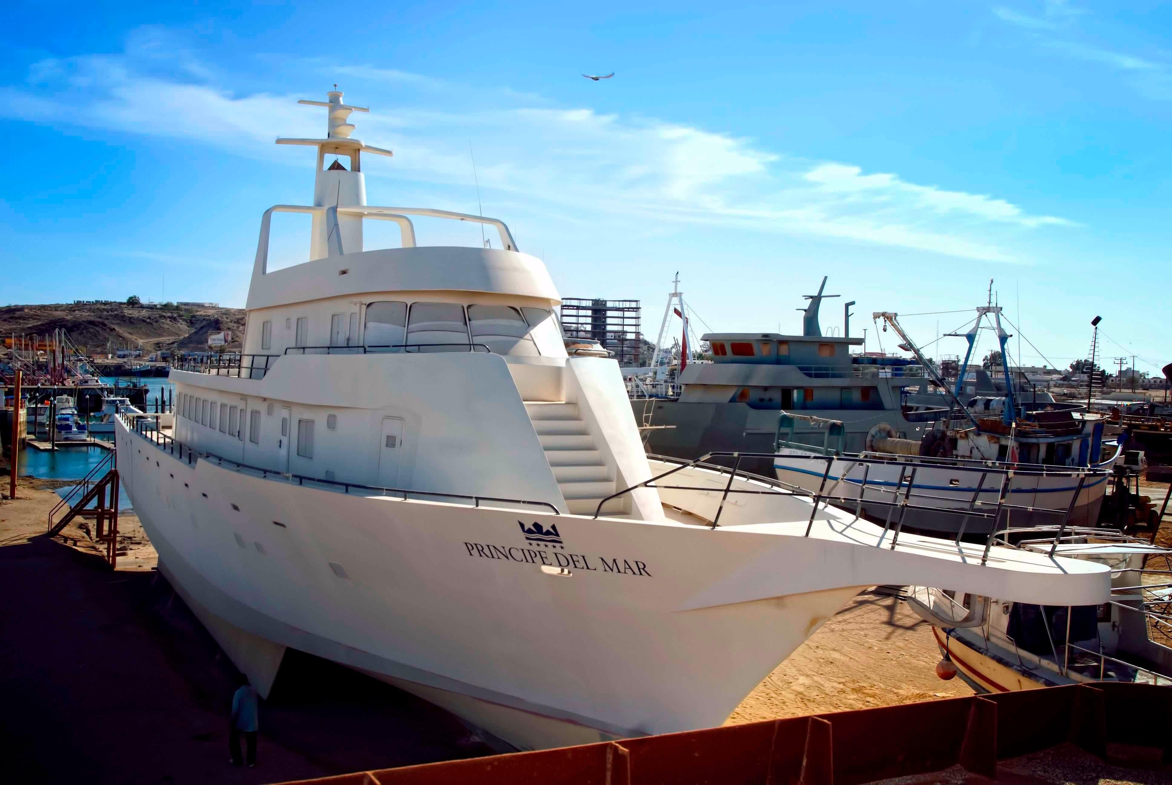 2018 custom yacht fisherman power boat for sale www for Puerto penasco fishing