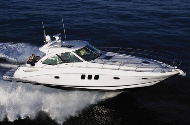 2008 sea ray 48 sundancer