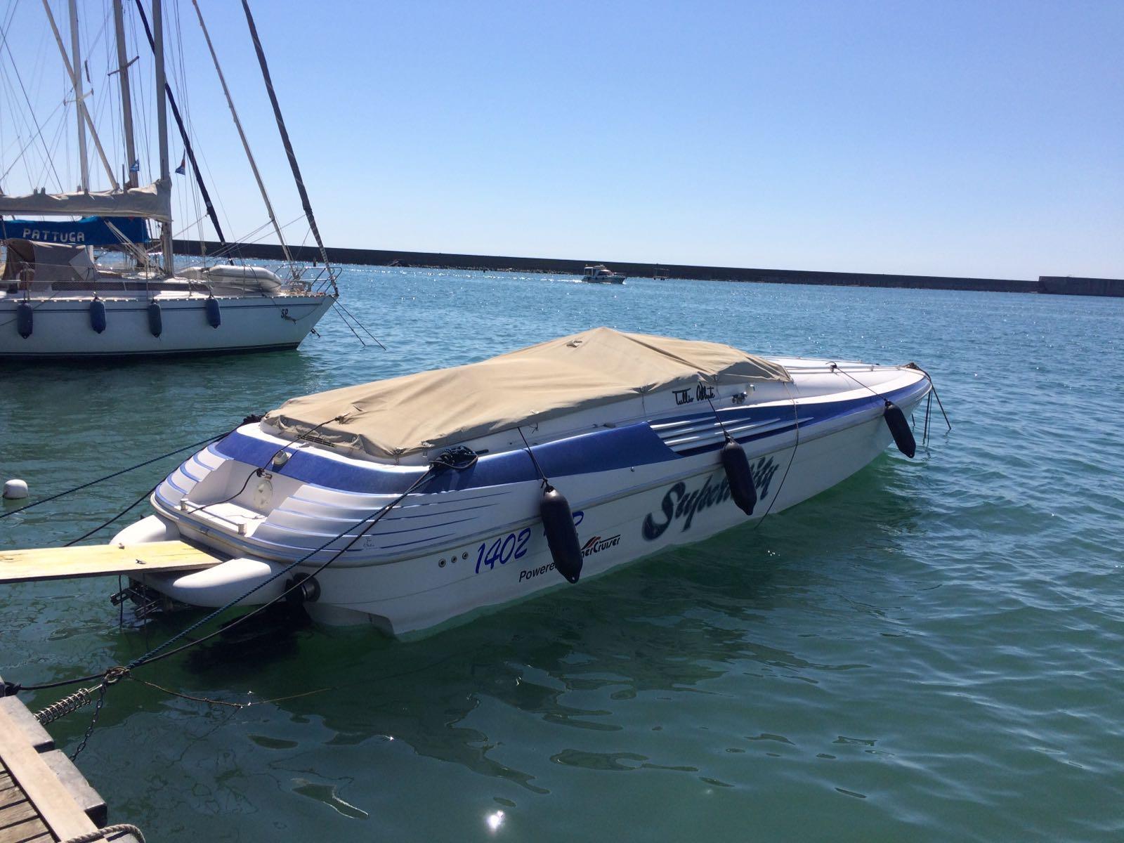 1989 Tullio Abbate 36 Superiority Power Boat For Sale