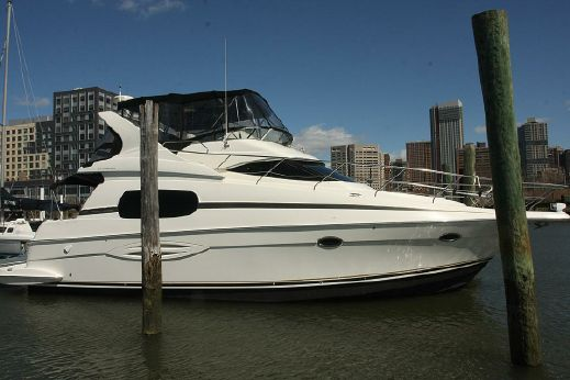 2003 Silverton 410 Sport Bridge