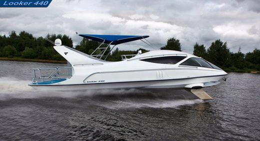 2017 Paritetboat New LOOKER 440S