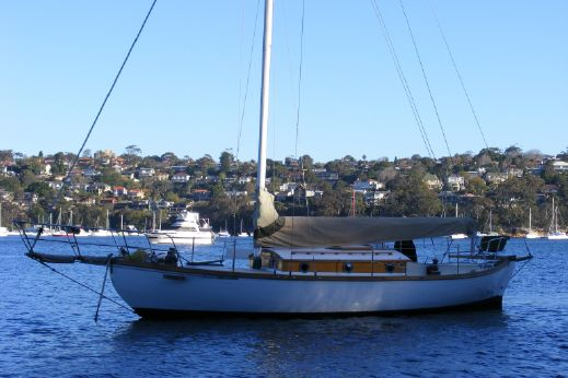 1930 Atkins Double Ender Sloop