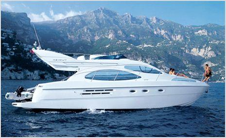 Azimut 46 E Type Motor. She is fully equipped, maintained and ready for the ...