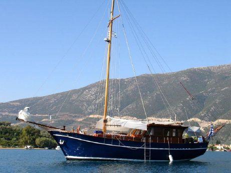 2005 Greek Motorsailer 17m