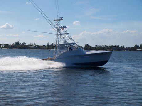 2011 Stuart Boat Works Custom Carolina