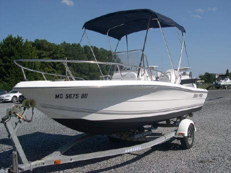 2004 Sea Pro 180 CC
