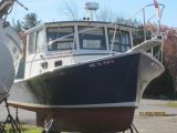 photo of 29' Webbers Cove Downeast pilot house cruiser