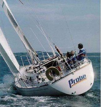 1987 Sabre Yachts 36 Custom